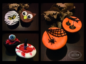 torte hallowen
